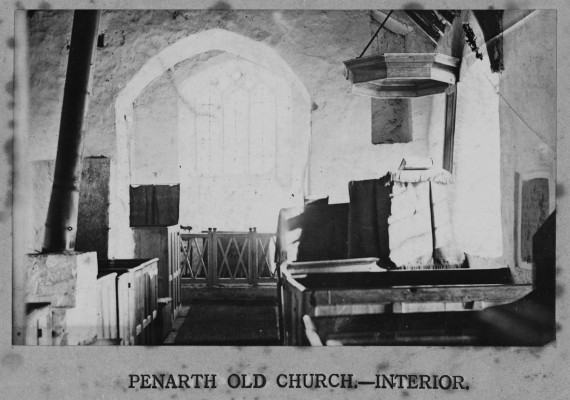 Penarth Old Church Interior